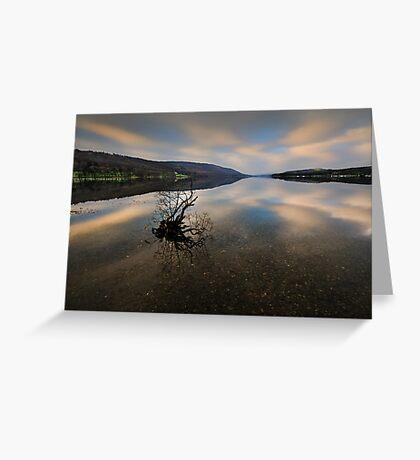 Coniston Dawn Greeting Card