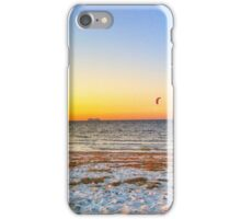 Big ships sailing on the ocean iPhone Case/Skin