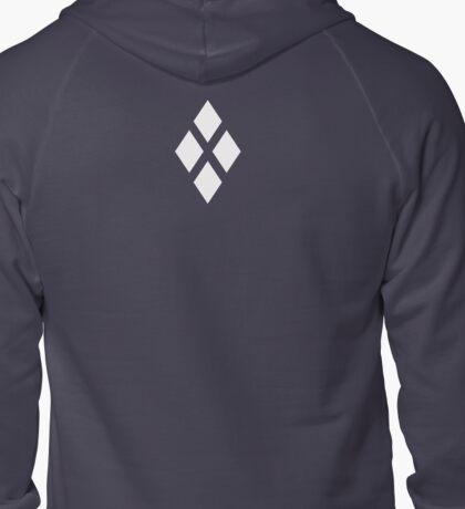 Samurai Champloo - Jin's Shirt Zipped Hoodie