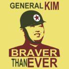 General Kim by Tomislav