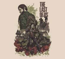 The Last Of Us Artwork by waghmare