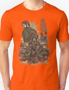 The Last Of Us Artwork Unisex T-Shirt