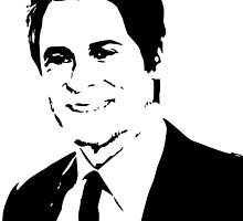Chris Traeger - Parks and Recreation by bjarnibragason