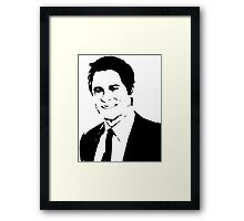 Chris Traeger - Parks and Recreation Framed Print