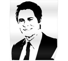 Chris Traeger - Parks and Recreation Poster