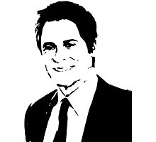 Chris Traeger - Parks and Recreation Photographic Print