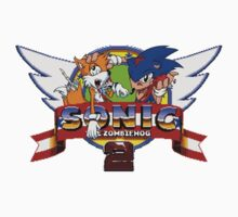 Sonic the Zombihog 2 Kids Clothes