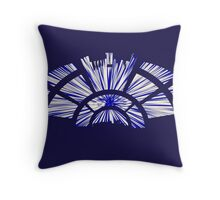 Jump to Hyperspace Throw Pillow