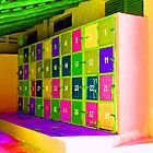 Colorful Lockers by podspics