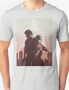 Joel and Ellie The Last of us Unisex T-Shirt