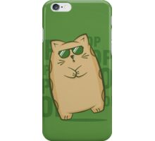 Gangnam Kitty iPhone Case/Skin