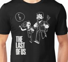 The Last of Us Joel Ellie and Giraffe Unisex T-Shirt