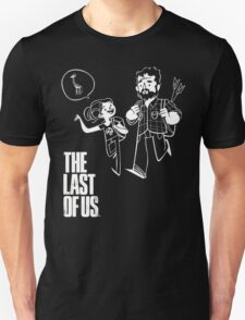 The Last of Us Joel Ellie and Giraffe T-Shirt