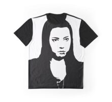 April Ludgate - Parks and Recreation Graphic T-Shirt