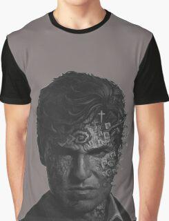 True Detective-Rustin Cohle Graphic T-Shirt