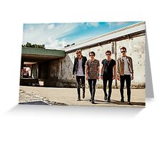 the vamps Greeting Card