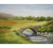 Bridge in Donegal Photographic Print