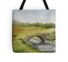 Bridge in Donegal Tote Bag