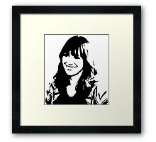 Ann Perkins - Parks and Recreation Framed Print