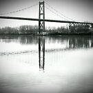 Bridge Reflections by jrier