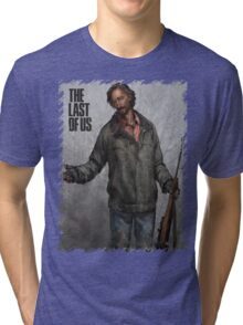 The Last of us David Tri-blend T-Shirt