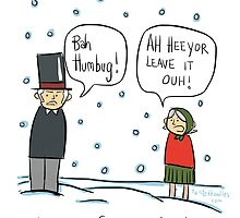 A Dublin Christmas Carol  by twisteddoodles