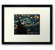 Spicy Night Framed Print