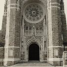 Rosary Cathedral  by jrier