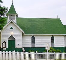 country church by Penny Rinker