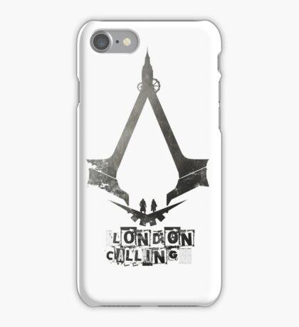 London calling... iPhone Case/Skin