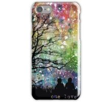 One Love iPhone Case/Skin