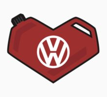 I Love My Volkswagen by lolotees