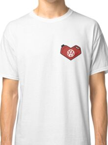 I Love My Volkswagen Classic T-Shirt