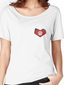 I Love My Volkswagen Women's Relaxed Fit T-Shirt