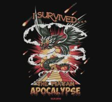 I Survived 12.21.2012 by ninjaink