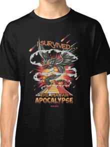 I Survived 12.21.2012 Classic T-Shirt