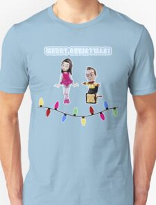 Stop Motion Christmas - Jeff/Annie (Style C) T-Shirt