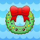 Christmas Wreath by pai-thagoras