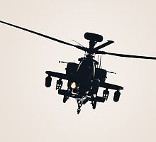 Apache by Nigel Bangert