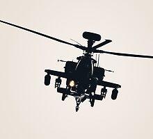 Apache by Nigel Bangert