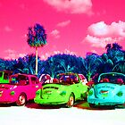 Psychedelic Cars 2 by podspics