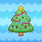 Christmas Tree by pai-thagoras