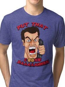 jingle all the way Tri-blend T-Shirt