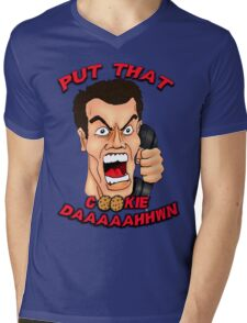 jingle all the way Mens V-Neck T-Shirt