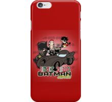 Jingle Bells Batman Smells iPhone Case/Skin