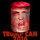 TRUMP CAN by Alex Preiss