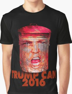 TRUMP CAN Graphic T-Shirt