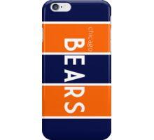 Go Bears! iPhone Case/Skin