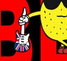Blind Lemon - BL Black Sticker Sticker