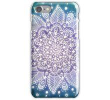 Peacock Mandala iPhone Case/Skin
